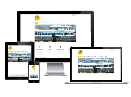 bogensport-wordpress-website